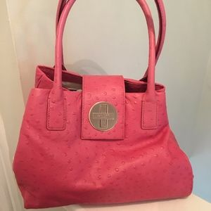 Kate Spade Ostrich Leather Handbag
